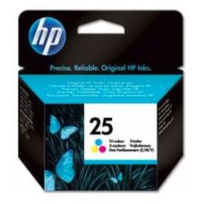 Скупка картриджей BLACKTRADE.RU - 51625A Картридж для HP DJ 5xx/ 3xx/ 4x0 Color (500 стр., 19,5мл.)