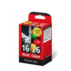 Скупка картриджей BLACKTRADE.RU - Продать 10N0016+10N0026= 80D2126 Набор картриджей для Lexmark Z13/ Z23e/ Z25/ Z33/ Z35/ Z515/ Z517/ Z602/ Z6
