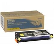 Скупка картриджей BLACKTRADE.RU - Продать S051124 Тонер-картридж Epson AcuLaser C3800/ C3800N Yellow (9000стр.)