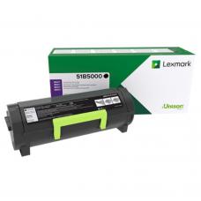 Скупка картриджей BLACKTRADE.RU - Продать 51B5000 Lexmark Картридж черный для Lexmark MS/MX3/4/5/617 Return Program (2.5K)
