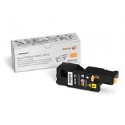 Скупка картриджей BLACKTRADE.RU - Продать 106R01633  Тонер-картридж желтый Phaser 6000/6010/ WC 6015. Ресурс 1000 страниц