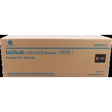 Скупка картриджей BLACKTRADE.RU - Продать IUP-14K [A0WG03J] Блок формирования изображения черный для Konica-Minolta bizhub C25/C35