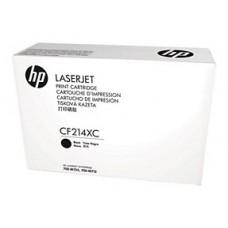 Скупка картриджей BLACKTRADE.RU - Продать CF214XC / CF214X №14X Картридж для принтеров HP LaserJet ENTERPRISE 700 M725, 700 M712, черный (17500 стр)