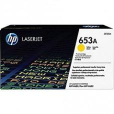 Скупка картриджей BLACKTRADE.RU - Продать CF322AС / CF322A №653A Картридж желтый для HP Color LaserJet Enterprise MFP M680dn/M680f/ FLOW MFP M680z (16500стр.)