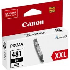 Скупка картриджей BLACKTRADE.RU - Продать CLI-481XXL BK [1993C001] Картридж Canon black для Canon Pixma TR7540/ TR8540/ TS6140/ TS8140/ TS9140
