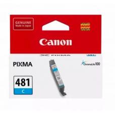 Скупка картриджей BLACKTRADE.RU - Продать CLI-481 C [2098C001] Картридж Canon голубой для Canon Pixma TR7540/ TR8540/ TS6140/ TS8140/ TS9140 (