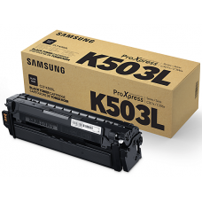 Скупка картриджей BLACKTRADE.RU - CLT-K503L / SU149A Тонер-картридж Samsung для ProXpress C3010ND/ C3060FR Black (8000c.)