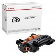 Скупка картриджей BLACKTRADE.RU - Продать Canon Cartridge 039 BK [0287C001] Тонер-картридж черный для Canon LBP 351/352 (11000 стр.)