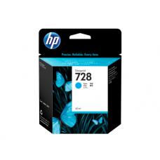 Скупка картриджей BLACKTRADE.RU - Продать F9J63A HP № 728 голубой картридж для HP DJ T730/T830 (40 мл.)