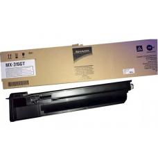 Скупка картриджей BLACKTRADE.RU - Продать MX-315GT Sharp Тонер-картридж черный для Sharp MX-M266N/M316N/M356N (27.5k)