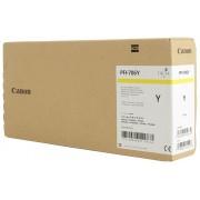 Скупка картриджей BLACKTRADE.RU - Продать PFI-706Y [6684B001] Чернильница CANON Yellow для IPF-8300/ 8300S/ 8400/ 9400/ 9400S 700мл