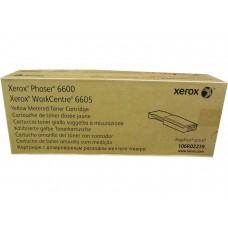Скупка картриджей BLACKTRADE.RU - Продать 106R02239 Xerox картридж для Phaser 6600/6605 желтый Metered (6 000 стр.)
