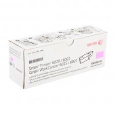 Скупка картриджей BLACKTRADE.RU - Продать 106R02761 Тонер картридж XEROX Phaser 6020/22/WC 6025/27 пурпурный (1K)