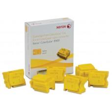 Скупка картриджей BLACKTRADE.RU - Продать 108R01024 Xerox картридж с твердыми желтыми чернилами для ColorQube 8900 / 8900S / 8900X (6 шт.)