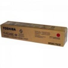 Скупка картриджей BLACKTRADE.RU - Продать T-FC28EM Тонер Toshiba для e-STUDIО2330C/2820C/3520C/4520C малиновый, ресурс – 24 000 отпечатков
