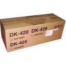 Скупка картриджей BLACKTRADE.RU - Продать DK-420 (2FT93047) Узел фотобарабана KM-2550 (300 000 стр)