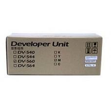Скупка картриджей BLACKTRADE.RU - Продать DV-560M Kyocera Блок проявки изображения малиновый FS-C5200DN/C5300DN (2HN93040)