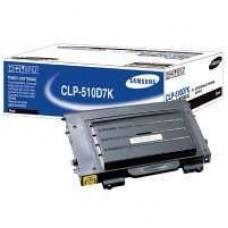 Скупка картриджей BLACKTRADE.RU - Продать CLP-510D7K Samsung Черный тонер-картридж (7000 стр.)