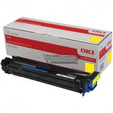Скупка картриджей BLACKTRADE.RU - Продать 45103713 Блок барабана желтый для OKI C931DN (40000 стр)
