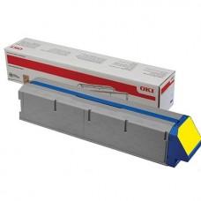 Скупка картриджей BLACKTRADE.RU - Продать 45536413 Тонер-картридж желтый для OKI C931DN (24000 стр)