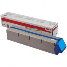 Скупка картриджей BLACKTRADE.RU - Продать 45536415 Тонер-картридж голубой для OKI C931DN (24000 стр)