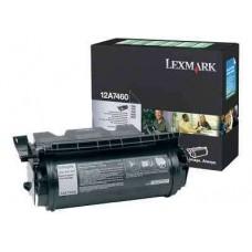 Скупка картриджей BLACKTRADE.RU - Продать 12A7460 Картридж для принтера Lexmark T630/ T632/ T634 (5000 стр.)