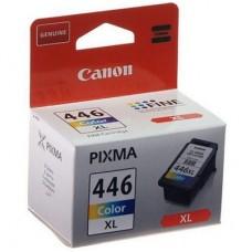 Скупка картриджей BLACKTRADE.RU - Продать CL-446XL [8284B001] Картридж CANON для PIXMA MG2440/ 2540/ 2940/ IP2840/ MX494, Повышенная ёмкость. Цветной. (300 стр.)