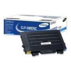 Скупка картриджей BLACKTRADE.RU - CLP-500D5C Картридж Samsung к цветным принтерам CLP-500/ 500N/ 550/ 550N