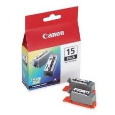 Скупка картриджей BLACKTRADE.RU - Продать BCI-15BK [8190A002] Чернильницы для Canon i70/ i80/ ip90/ip90v Black (185 стр. при 5% зап.) упаковка 2шт.