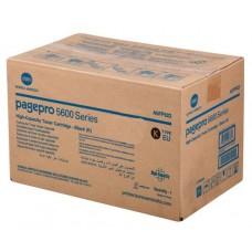 Скупка картриджей BLACKTRADE.RU - Продать A0FP022 Konica Minolta черный тонер-картридж большой емкости 19 000 стр. для KM PagePro 5650EN