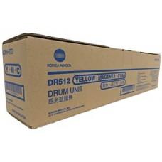 Скупка картриджей BLACKTRADE.RU - Продать DR-512Y/M/C [A2XN0TD] Блок барабана (один из трех цветов) bizhub C224,C284,C364,C454,C554 Drum Unit