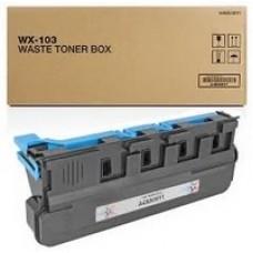 Скупка картриджей BLACKTRADE.RU - Продать WX-103 [A4NNWY1/A4NNWY3] Бункер для отработанного тонера для Konica-Minolta bizhub 224/284/308/364/3