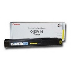 Скупка картриджей BLACKTRADE.RU - C-EXV16/GPR-20 Yellow [1066B002] Тонер-туба к копирам Canon iRC 5185i/ CLC4040/ 4141/ CLC5151, желтый, 36000стр.