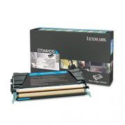 Скупка картриджей BLACKTRADE.RU - Продать C734A1CG картридж Lexmark голубой для C734/C736/X734/X736/X738, (6000 стр)