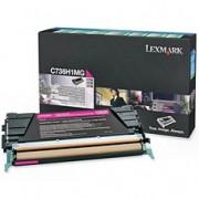 Скупка картриджей BLACKTRADE.RU - Продать C736H1MG Lexmark тонер картридж пурпурный для c73x/x73x (10000 стр.) Return Program