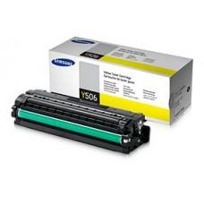 Скупка картриджей BLACKTRADE.RU - Продать CLT-Y506S Тонер-картридж Samsung для CLP-680/CLX-6260 Yellow (1500c.)