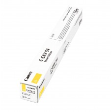 Скупка картриджей BLACKTRADE.RU - Продать C-EXV54Y [1397C002] Canon тонер-картридж желтый для ImageRunner C3025 / C3025i MFP