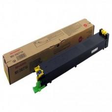 Скупка картриджей BLACKTRADE.RU - Продать MX-31GTYA Тонер-картридж Sharp желтый  для Sharp MX2301/ 2600/ 3100/ 4100/ 4101/ 5001 (15000стр)