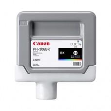 Скупка картриджей BLACKTRADE.RU - Продать PFI-306Bk [6657B001] Чернильница CANON Black для IPF-8300/ 8300S/ 8400/ 9400/ 9400S 330мл