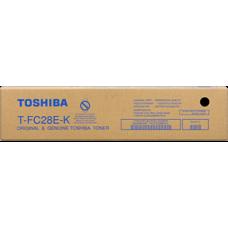 Скупка картриджей BLACKTRADE.RU - Продать T-FC28EK Тонер Toshiba для e-STUDIО2330C/2820C/3520C/4520C черный, ресурс – 29 000 отпечатков
