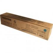 Скупка картриджей BLACKTRADE.RU - Продать T-FC35EC Тонер бирюзовый для Toshiba e-STUDIO2500C/3500C/3510C (21к.) (6AG00001524)
