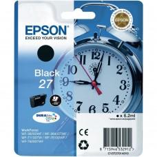 Скупка картриджей BLACKTRADE.RU - Продать T2701 (C13T27014020) Картридж с черными чернилами DURABrite Ultra для Epson WorkForce WF-7110/ 7610/ 7620 (350 стр.)