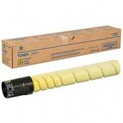 Скупка картриджей BLACKTRADE.RU - Продать TN-319Y [A11G250] Тонер Konica-Minolta bizhub C360 желтый (26000стр.)