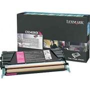 Скупка картриджей BLACKTRADE.RU - Продать C5340MX Lexmark тонер картридж красный повышенного объема для C534 (7000 стр.)