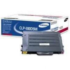 Скупка картриджей BLACKTRADE.RU - CLP-500D5M Картридж Samsung к цветным принтерам CLP-500/ 500N/ 550/ 550N