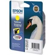 Скупка картриджей BLACKTRADE.RU - Продать T08144A/ T11144A10 Картридж повышенной емкости для Epson Stylus Photo R270/R290/R295/R390/ T50/T59/ RX590/RX610/RX615/ TX650/TX659/RX690/TX700W/ TX710W/TX800FW/1410, Yellow (760стр. 11,1ml)