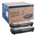 Скупка картриджей BLACKTRADE.RU - TN-3390TWIN Двойная упаковка картриджей Brother для HL-6180DW/ DCP-8250DN/ MFC-8950DW (12 000 стр.)