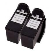 Скупка картриджей BLACKTRADE.RU - Продать 18CX032(2) №32 *2шт. = 80D2956  Двойная упаковка картриджей для Lexmark Z815, X5250, P915/ P6250 (Bl