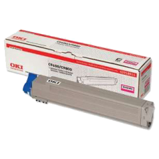 Скупка картриджей BLACKTRADE.RU - Продать 42918962/42918914 Тонер-картридж красный для OKI C9600/ 9800/ 9650/ 9850/ 9800MFP/ 9850MFP (15000 ст