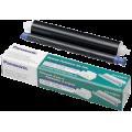 Скупка картриджей BLACKTRADE.RU - KX-FA57A Термопленка Panasonic для KX-FHD332/ 333/ 351/ 352/ 353, KX-FP343/ 363, KX-FP343/ 363, KX-FB423 (70м=225 стр.)